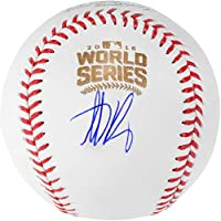 Anthony Rizzo Chicago Cubs Autographed 2016 MLB World Series Baseball - Fanatics Authentic Certified