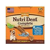 Nutri Dent Complete Adult Filet Mignon 125 Count Review