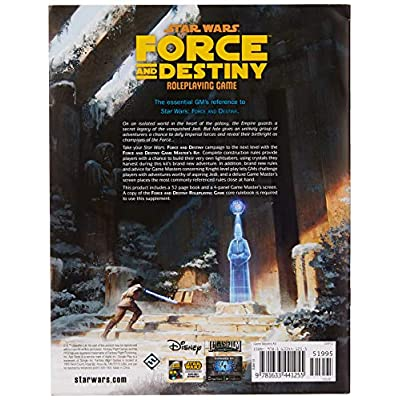 Star Wars: Force and Destiny - Game Master's Kit: Fantasy Flight Games: Toys & Games