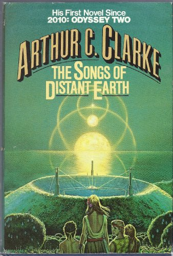 Arthur C. Clarke 2 Volume Hardback Collection (The Songs of Distant Earth & Imperial Earth)