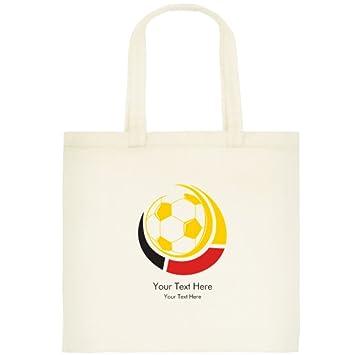 Amazon.com: vistaprint amarillo balón de fútbol pequeñas ...