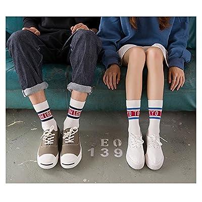 2 Double coton chaussettes personnalisées des couples longtemps l'automne et l'hiver super chaleureux et élégant femmes créatives et les hommes et des chaussettes, tout le c