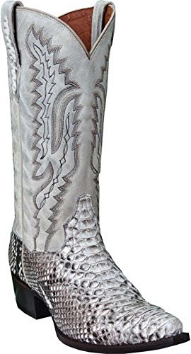 Dan Post Python Mens Boots (Dan Post Men's Natural Greensboro Snip Toe Western Cowboy Boot,)