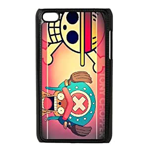 iPod Touch 4 Case Black ONE PIECE Tony Tony Chopper 3 (9) YWU9330314KSL