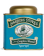 HARRODS of London - Archive Collection - Empire Blend - Loose Leaf Tea 125gr Caddy