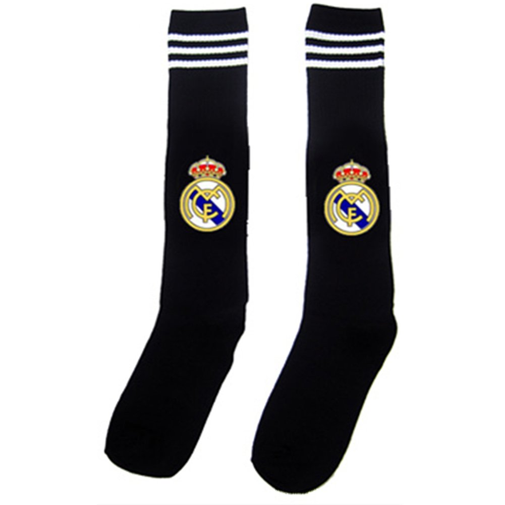 Yiwa Children Fashion Knee High Stripe Athletic Soccer Tube Sock Breathable Comfortable Anti-slip