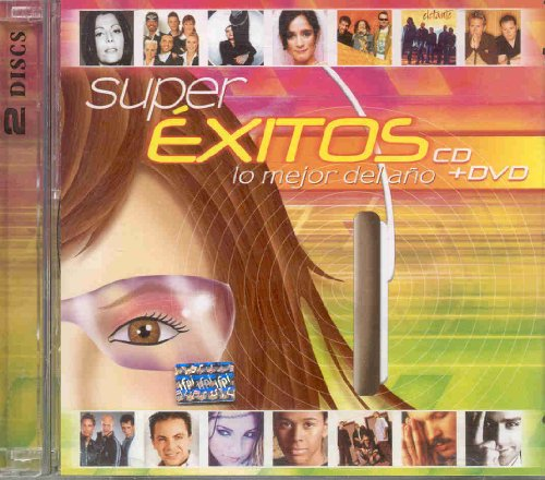SUPER EXITOS LO MEJOR DEL ANO 2005 CD+DVD (La Quinta Estacion Dvd)