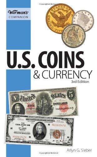 Warman's Companion U.S. Coins & Currency by Arlyn G. Sieber (2012-10-29)