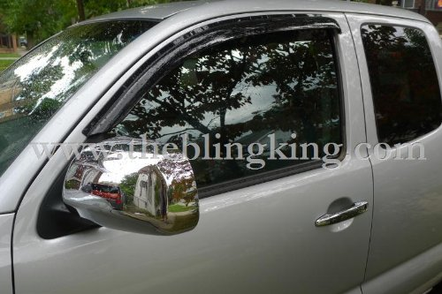Price comparison product image 2012-2014 Toyota Tacoma Chrome Door Handle / Mirror / Tail Gate Handle Cover Package