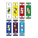 XTAROT 紙製ポーカーチップ カード マネー カウンター 箱なし (112枚)