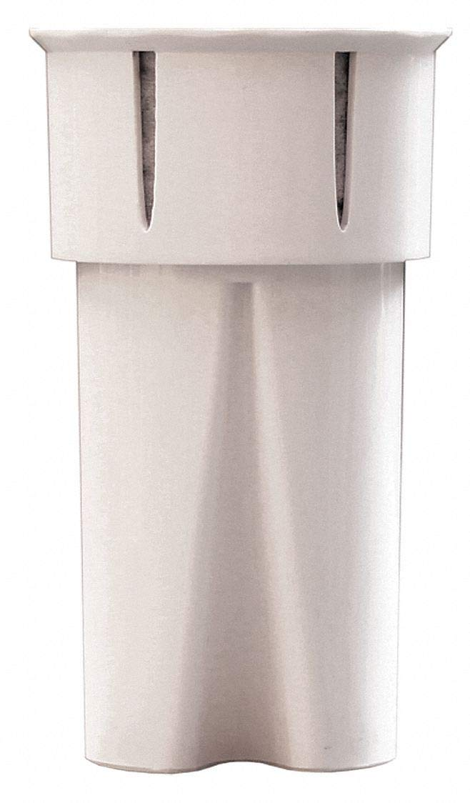 """Dupont 0.5 Micron Rating Water Filter Pitcher Cartridge, 2-3/4"""" Diameter, 6"""" Height, 0.26 gpm"""