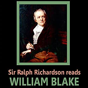 Sir Ralph Richardson reads William Blake Audiobook