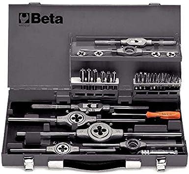 Beta 004470055-447/C37-Surtido Hss En Caja Metálica: Amazon.es: Bricolaje y herramientas