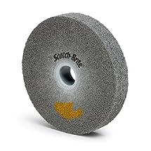 Scotch-Brite(TM) EXL PRO Deburring Wheel, 6 x 1 x 1