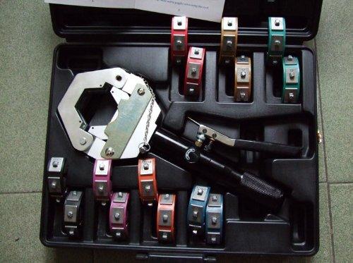 Gowe® 71500 Automotive A/C Hose Crimping Tools for crimp ...