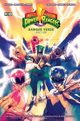 Read Online Mighty Morphin Power Rangers - Ano Um (Em Portuguese do Brasil) PDF