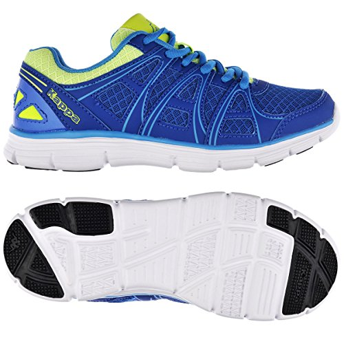 Blue Kappa Mint Org Mode green Chaussures Mesh royal Ulaker Marine Ville rqtvr0