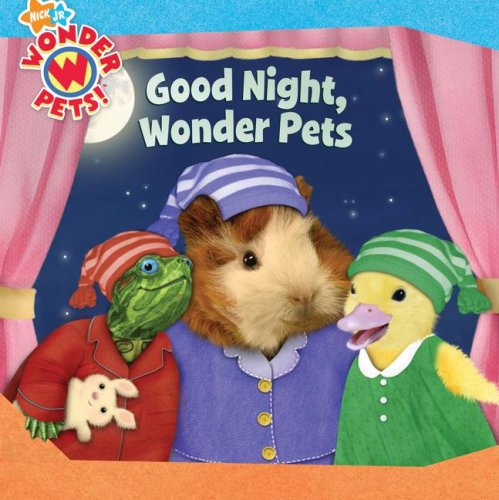 Good Night, Wonder Pets!