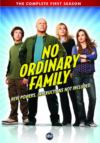 No Ordinary Family - The Complete First Season (1st) (Boxset) (Alphas Complete Series)