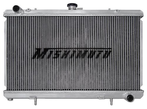 nissan 240sx aluminum radiator - 8