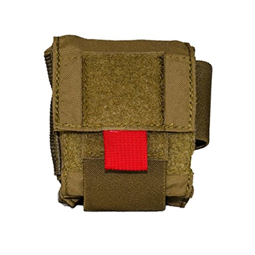 High Speed Gear 12O3D0CB On or Off Duty Medical Pouch Belt-Mount Coyote Brown