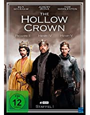 @millcarm_DE_LD_74 dvd_The Hollow Crown - Staffel 1 - New Edition