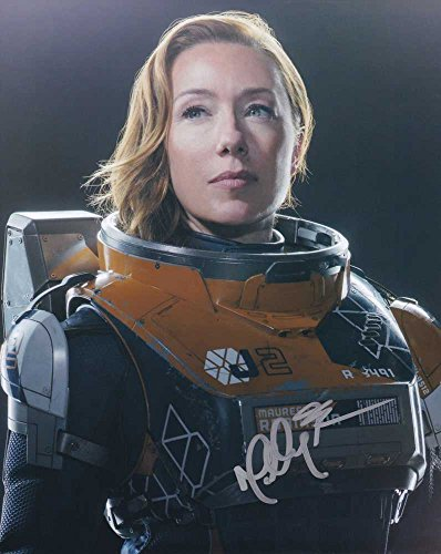 Molly Parker In-person Autographed Photo