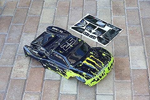 Muddy Monster Body for 1/10 Traxxas Slash RC Car Truck (Truck not included) (Proline Body Slash 4x4)