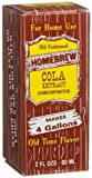 homemade extracts - Homebrew Cola Concentrated Extract, 2-Ounce Boxes (Pack of 3)