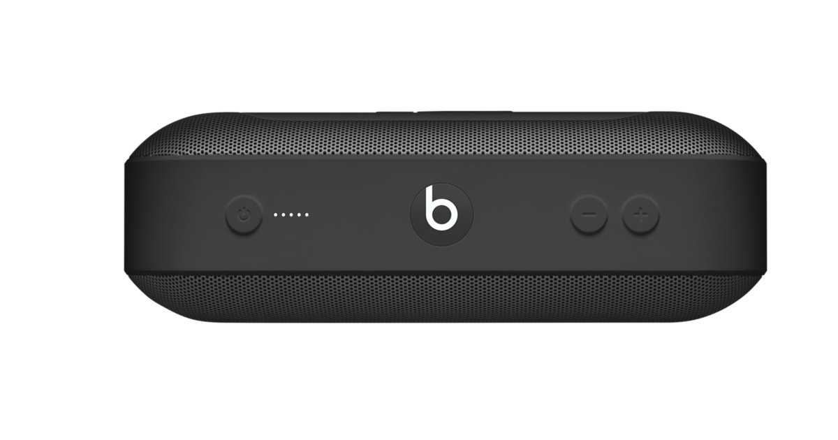 Beats by Dre Pill Plus Portable Wireless/Bluetooth Speaker (Pair) in Black by Beats (Image #2)