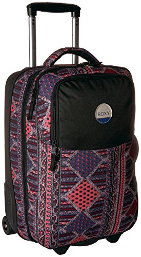 Roxy Women's Roll up Carry-on Suitcase, Anthracite Sps