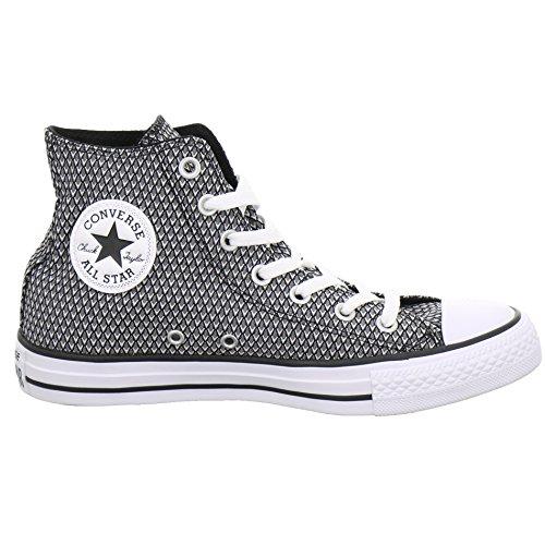 black 555853c 9 Chucks Converse Herren Damen 5 All Hi Ctas white Star 42 Taylor Schuhe uk Größe White Chuck IwIpCEq