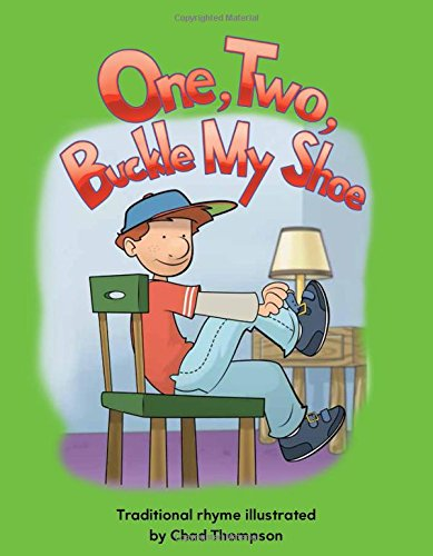 One, Two, Buckle My Shoe (Early Childhood Themes) (Buckle Number)