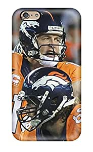 First-class Case Cover For Iphone 6 Dual Protection Cover Denverroncos