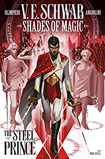 Book Cover: Shades of Magic Volume 1: The Steel Prince