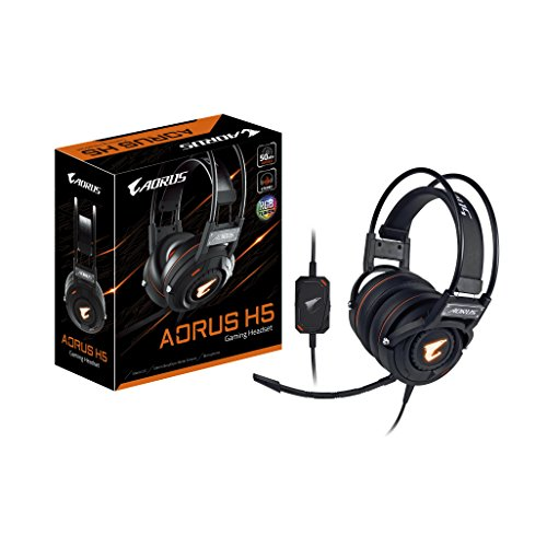 Gigabyte GP-AORUS H5 Gaming Headset by Gigabyte