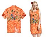 Best Dress XLs - Made In Hawaii Couple Matching Luau Aloha Shirt Review