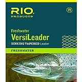 Rio Freshwater Versileader, Brown/Green Loop, 10ft 3ips For Sale