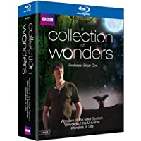 A Collection of Wonders (Wonders of the Solar System / Wonders of the Universe / Wonders of Life)