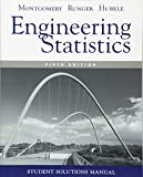 Engineering Statistics 5th Edition