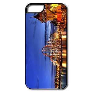 Popular Rainbow Magic Land Case For IPhone 5/5s wangjiang maoyi