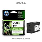 HP 950XL | Ink Cartridge | Black | CN045AN