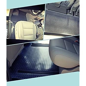 Amazon Com Puremats Toyota Sienna Floor Mats 8 Seaters