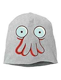 OETUU Funny Zoidberg Fashion Beanie Cap Knit Cap Woolen Hat For Unisex Adult
