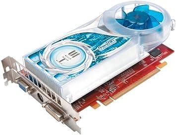 HIS X1650 IceQ 512 MB (128 bit) DDR2 PCIe Tarjeta gráfica ...