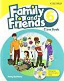 Family & Friends 6. Class Book And Multi-Rom Pack (Family & Friends First Edition)