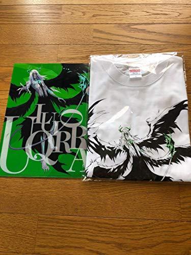 東京ゲームショウ2018 BLEACHウルキオラTシャツ&クリアファイルセット Sサイズの商品画像