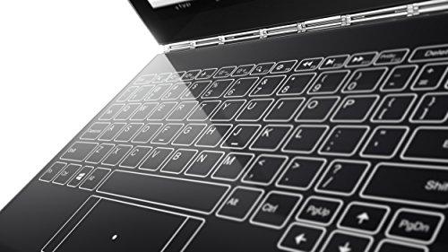 Lenovo Yoga Book - FHD 10.1'' Windows Tablet - 2 in 1 Tablet (Intel Atom x5-Z8550 Processor, 4GB RAM, 64GB SSD), Black, ZA150000US by Lenovo (Image #7)
