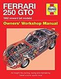 Ferrari 250 GTO Manual, Glen Smale, 0857333844