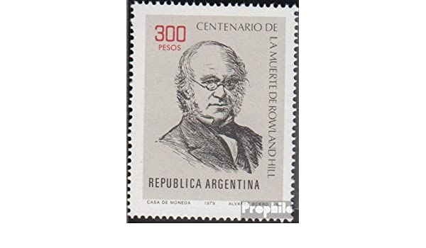 Prophila Collection Argentina Michel.-No..: 1410 (Completa.edición.) 1979 Hill (Sellos para los coleccionistas): Amazon.es: Juguetes y juegos